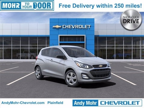 2021 Chevrolet Spark Ls Automatic Plainfield In Shelbyville Lafayette Bloomington Indiana Kl8cb6sa1mc709310